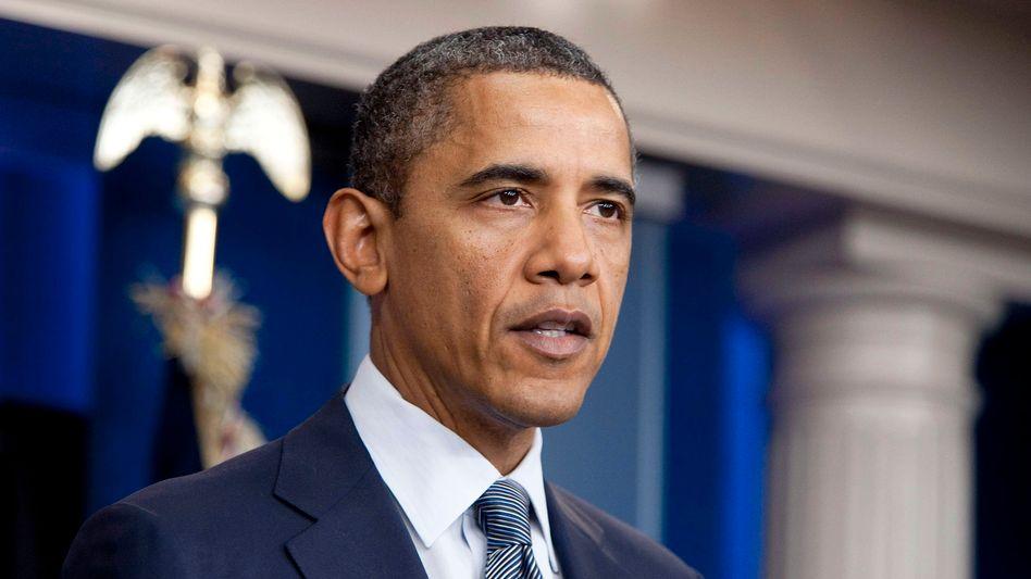 """Präsident Obama: """"Unsere eigene Nation aufbauen"""""""