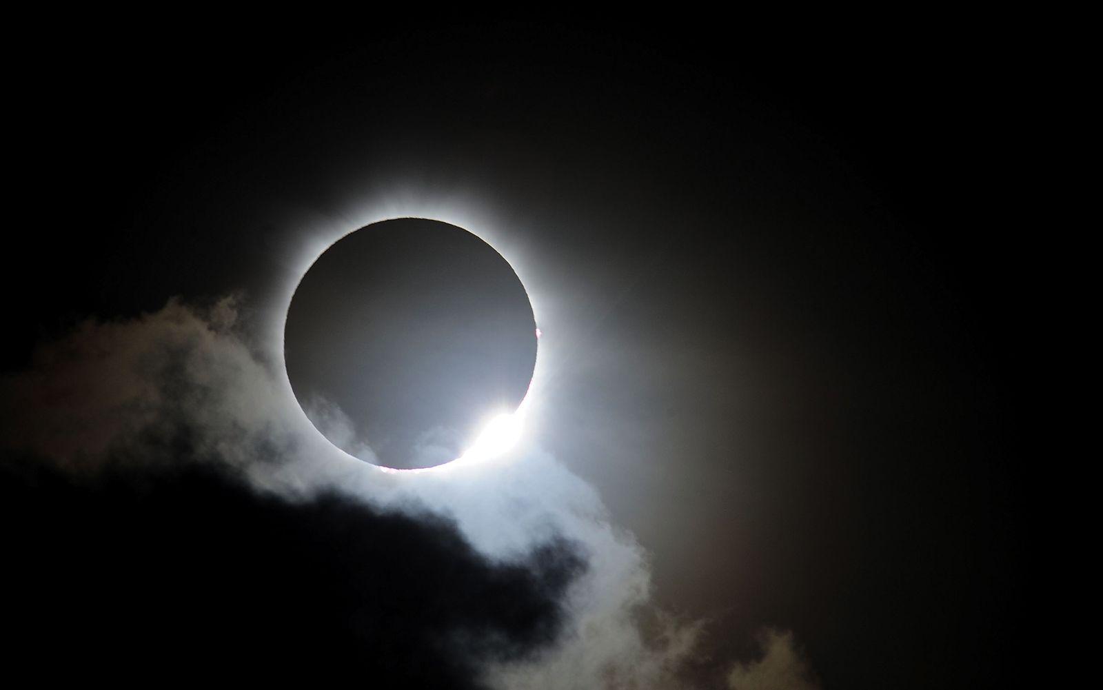 Sonnenfinsternis Australien