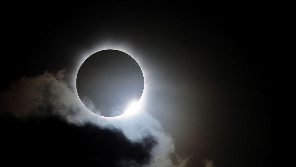 Totale Sonnenfinsternis (Archivbild): Extrembelastung für das Stromnetz