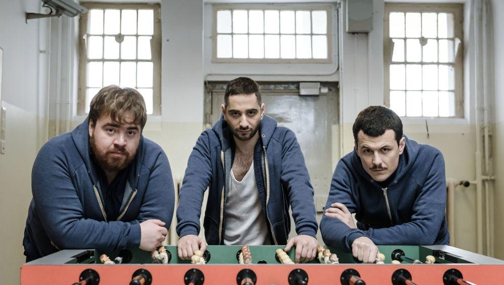Gefängnis-Comedy bei ZDFneo: Große Schau aus dem Bau