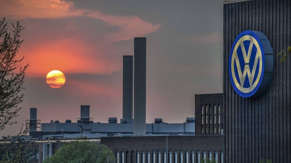 VW-Werk in Wolfsburg (Archivbild): Mit Rechtsschutzversicherung kann eine Einzelklage lohnen