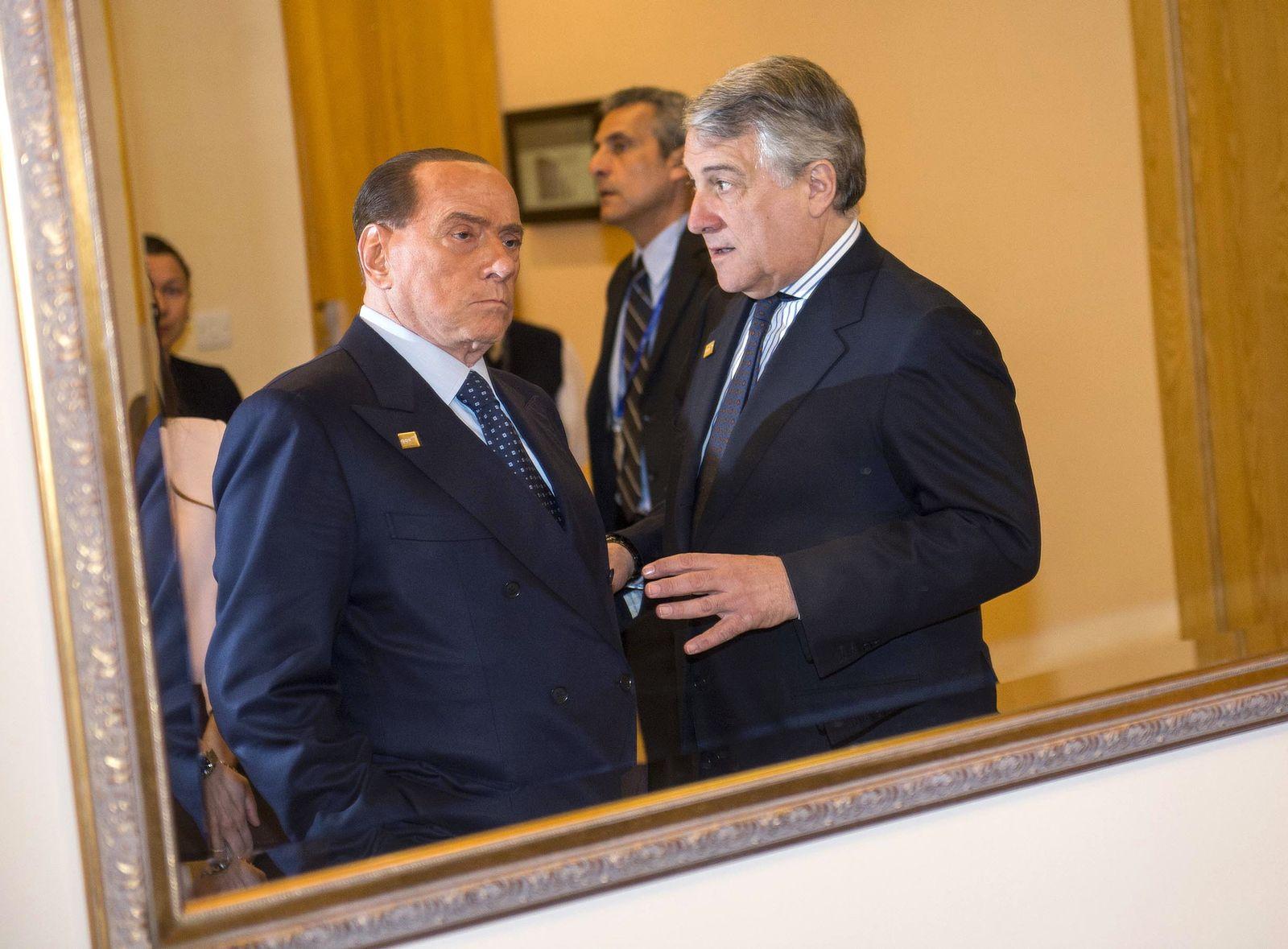 Berlusconi will Tajani als Regierungschef