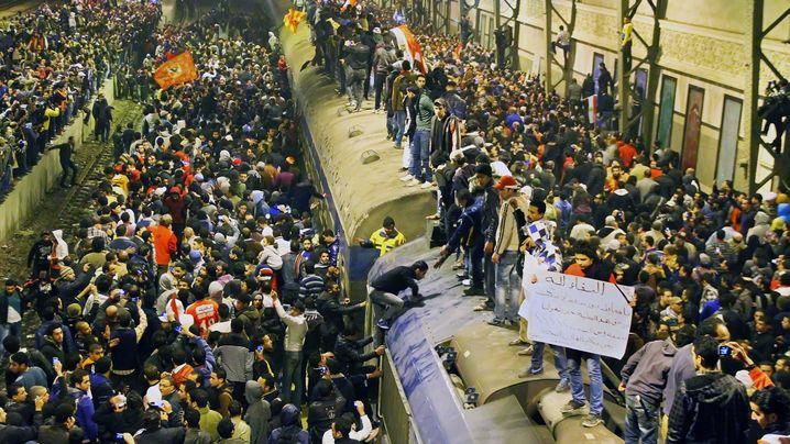 Angriff im Stadion: Das Drama von Port Said