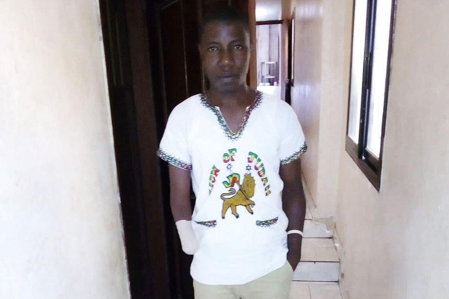 Teamgründer Jabaty Mambu