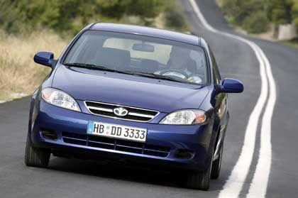 Umbenennung: Wird der Daewoo Lacetti in Europa bald zum Chevrolet Lacetti?