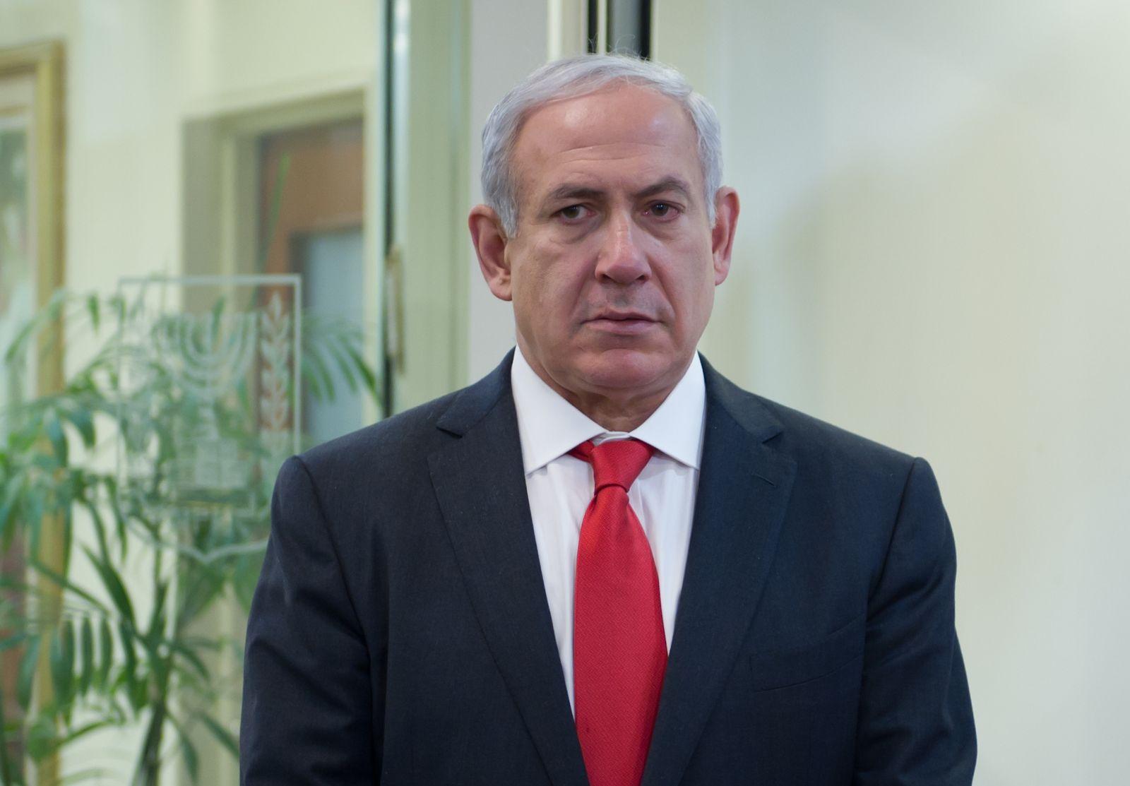 NICHT VERWENDEN Netanjahu