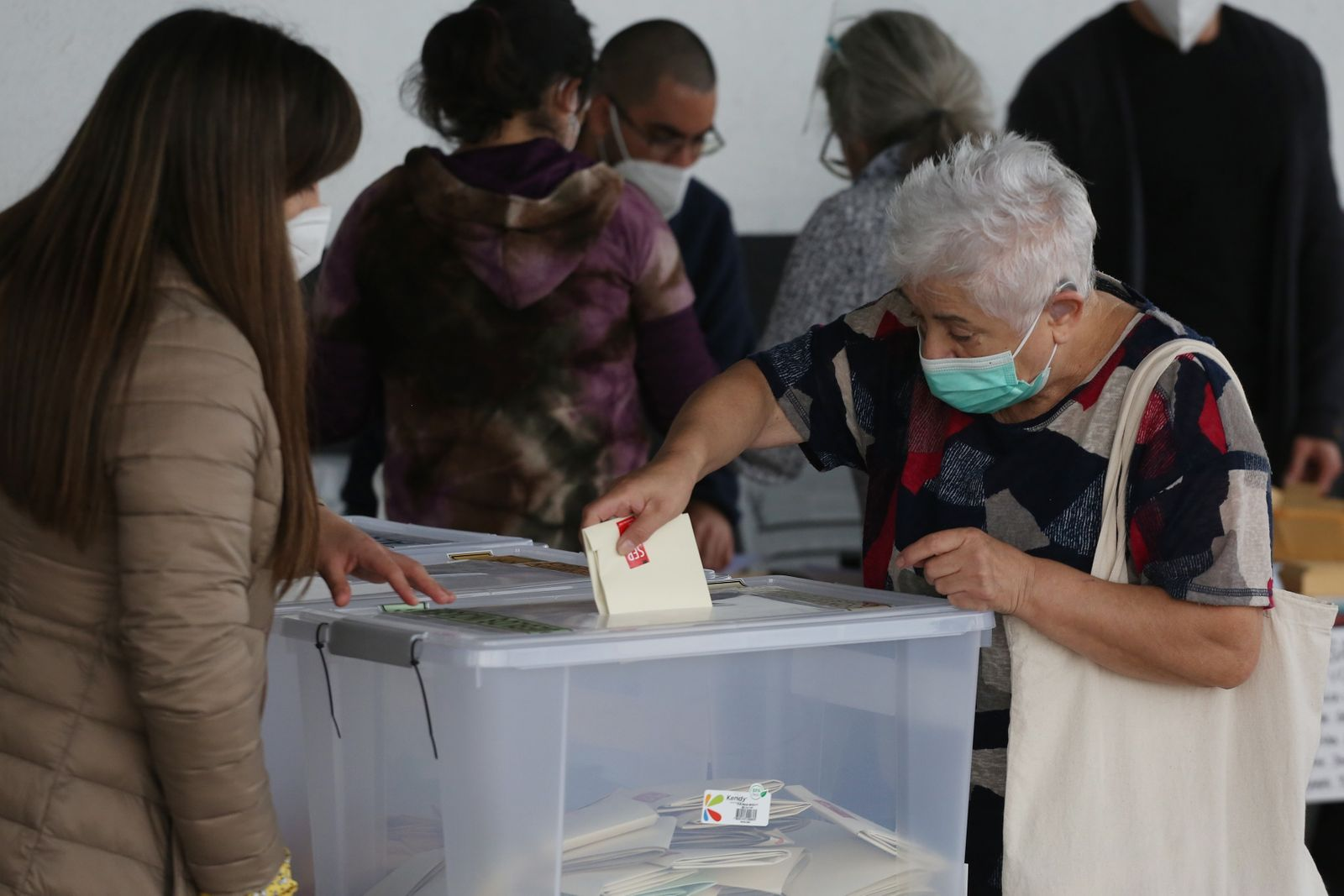 Local and constitutional convention elections in Chile