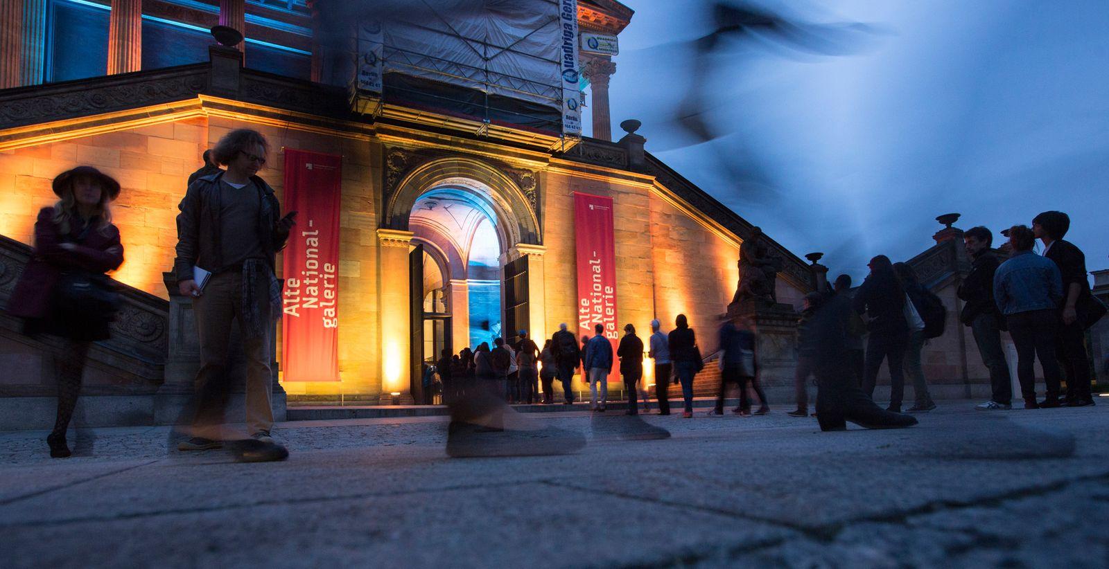 2014 / Film / Reise / Nachts im Museum 3