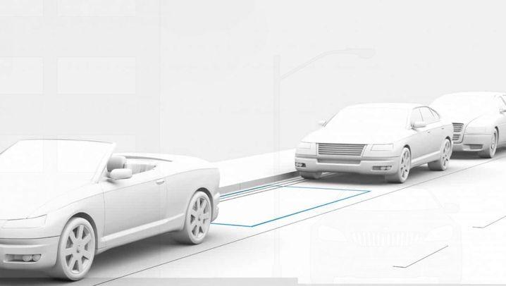 Mit Gebühren oder kostenlos: Diese Apps helfen bei der Parkplatzsuche