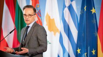 Maas will Reisewarnung für Europäische Union am 14. Juni aufheben