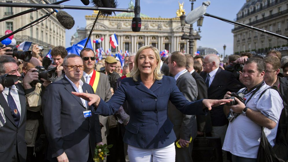 Photo Gallery: The Rise of Marine Le Pen