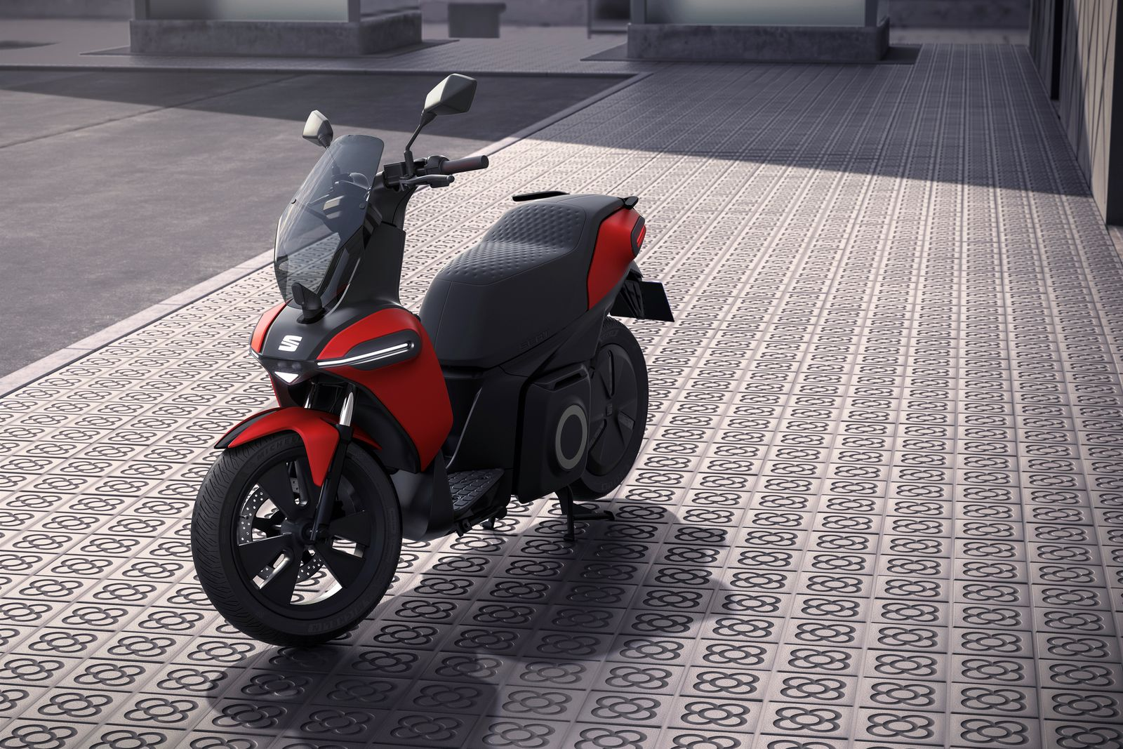 SEAT Scooter concept