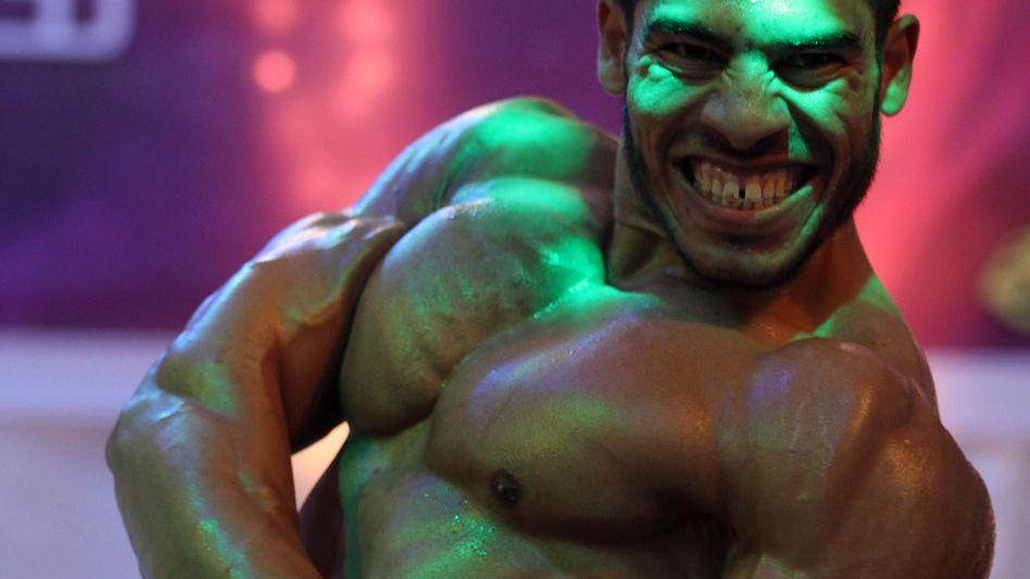 Bodybuilder: Auch Frauen ändern ihr Verhalten unter dem Einfluss von Testosteron