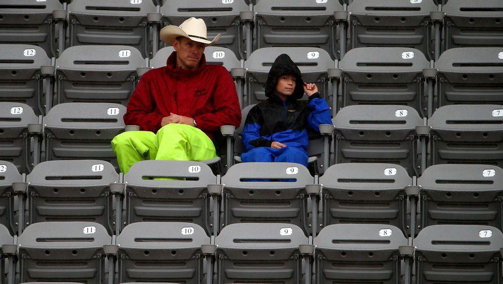 Formel 1: Rennstrecke in Austin weggespült