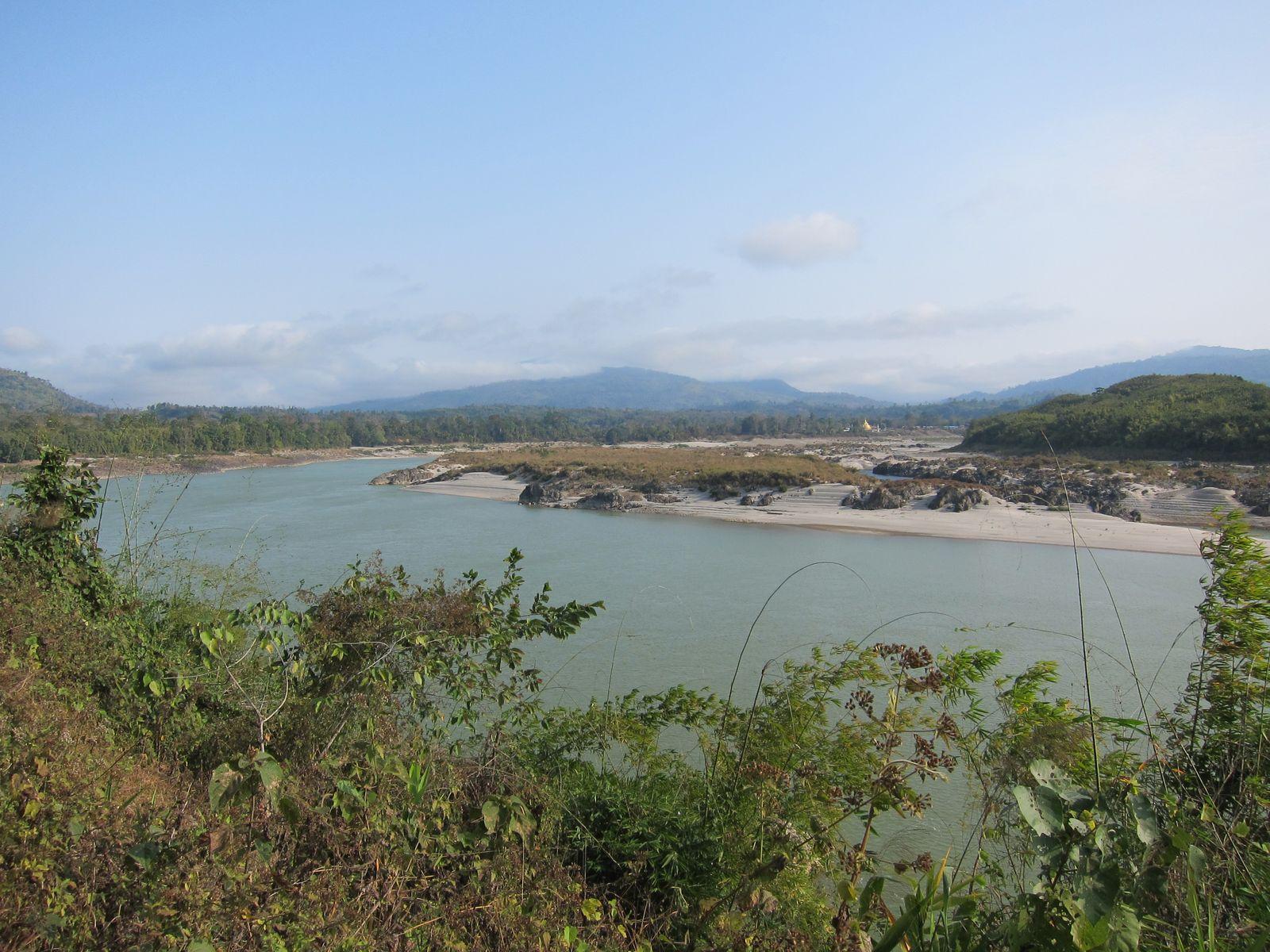 Staudamm/ Burma