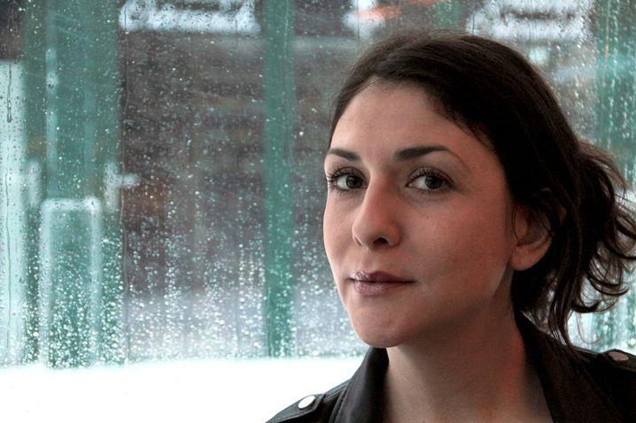 Regisseurin Andrina Mracnikar