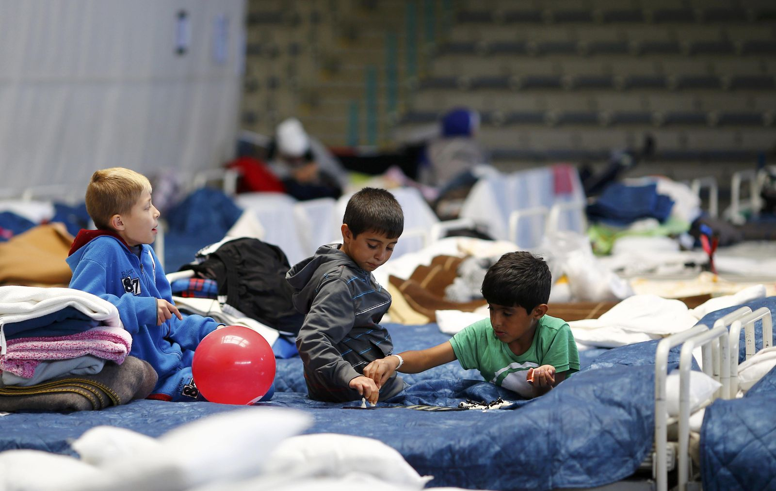 Deutschland/ Hanau/ Migranten/ Kinder