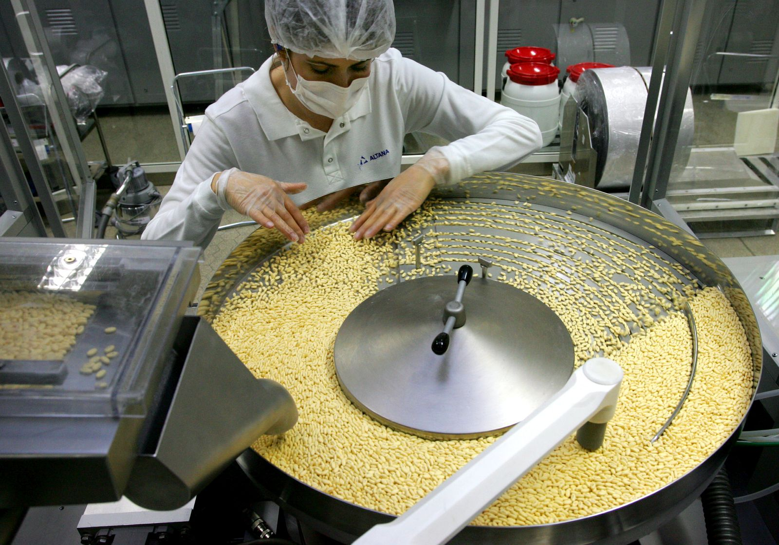 NICHT VERWENDEN Tabletten / Produktion