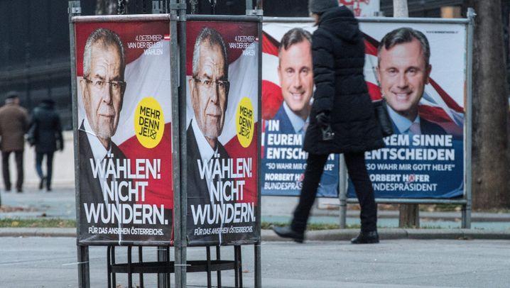 Hofer gegen Van der Bellen: Österreich wählt - mal wieder