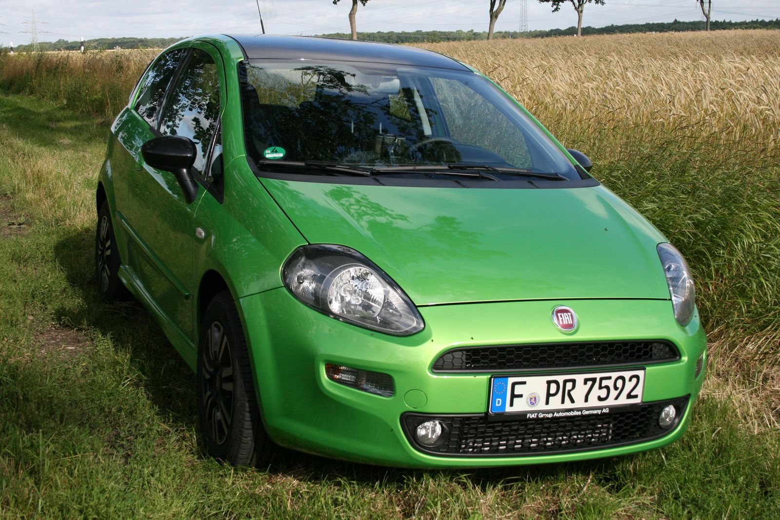 Fiat Punto Twinair