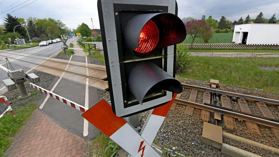 Bahnsignal (Symbolbild)