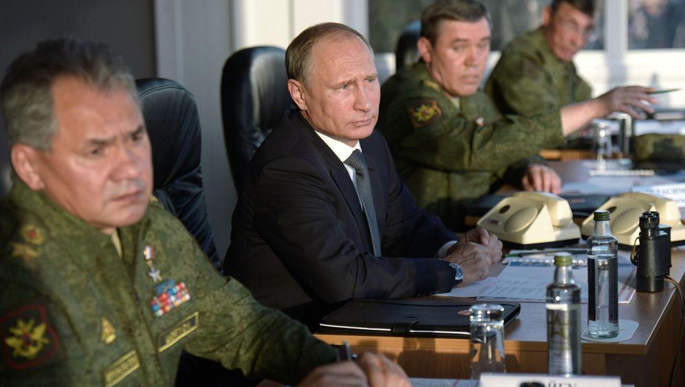 Russland: Der Kreml greift in Syrien ein