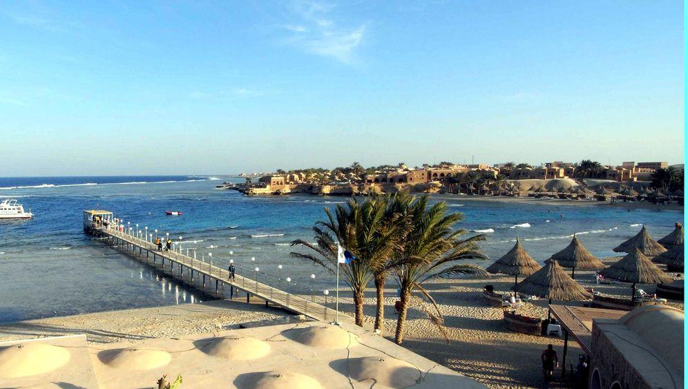Tauchtourismus in Ägypten: Ökobucht von El Quadim
