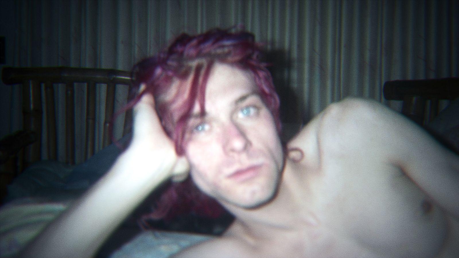 EINMALIGE VERWENDUNG Cobain: Montage of Heck