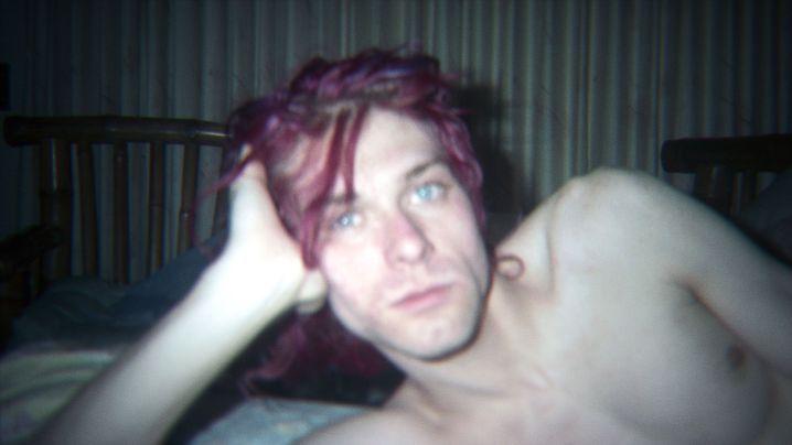 "Szenenbild aus dem Dokumentarfilm ""Cobain: Montage of Heck"""