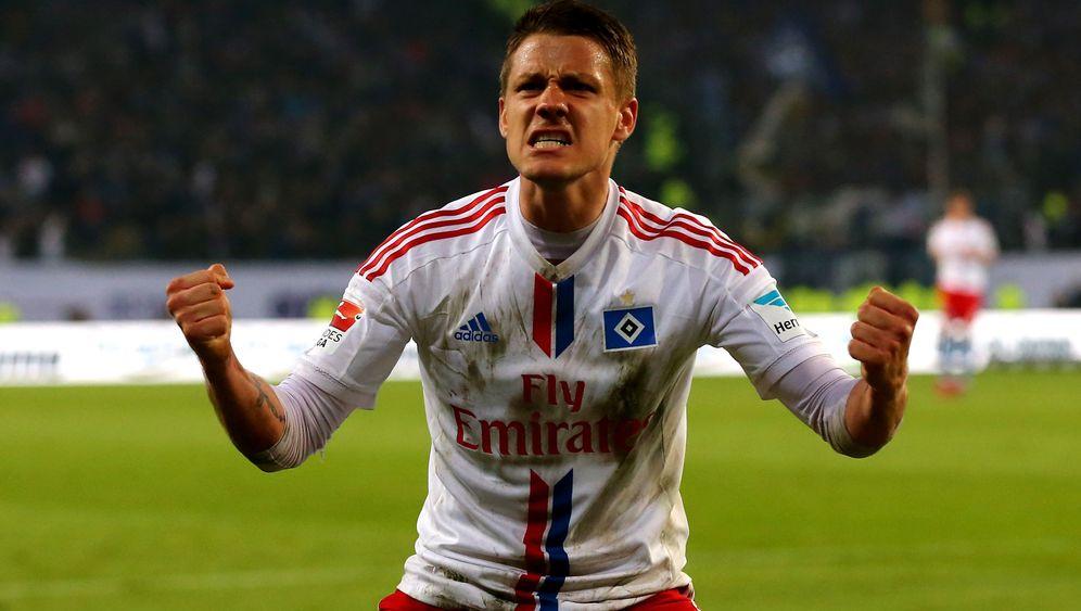 Relegations-Hinspiel: Hamburgs Hoffnung lebt