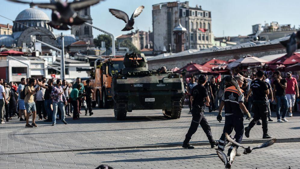 Folgen des Putsches: Die Türkei im Ausnahmezustand