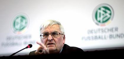 DFB-Boss Zwanziger: Rücktritt bei verlorenem Prozess?