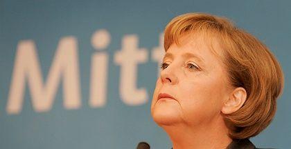 """Kanzlerin Merkel: """"Unmissverständliches"""" Machtwort"""