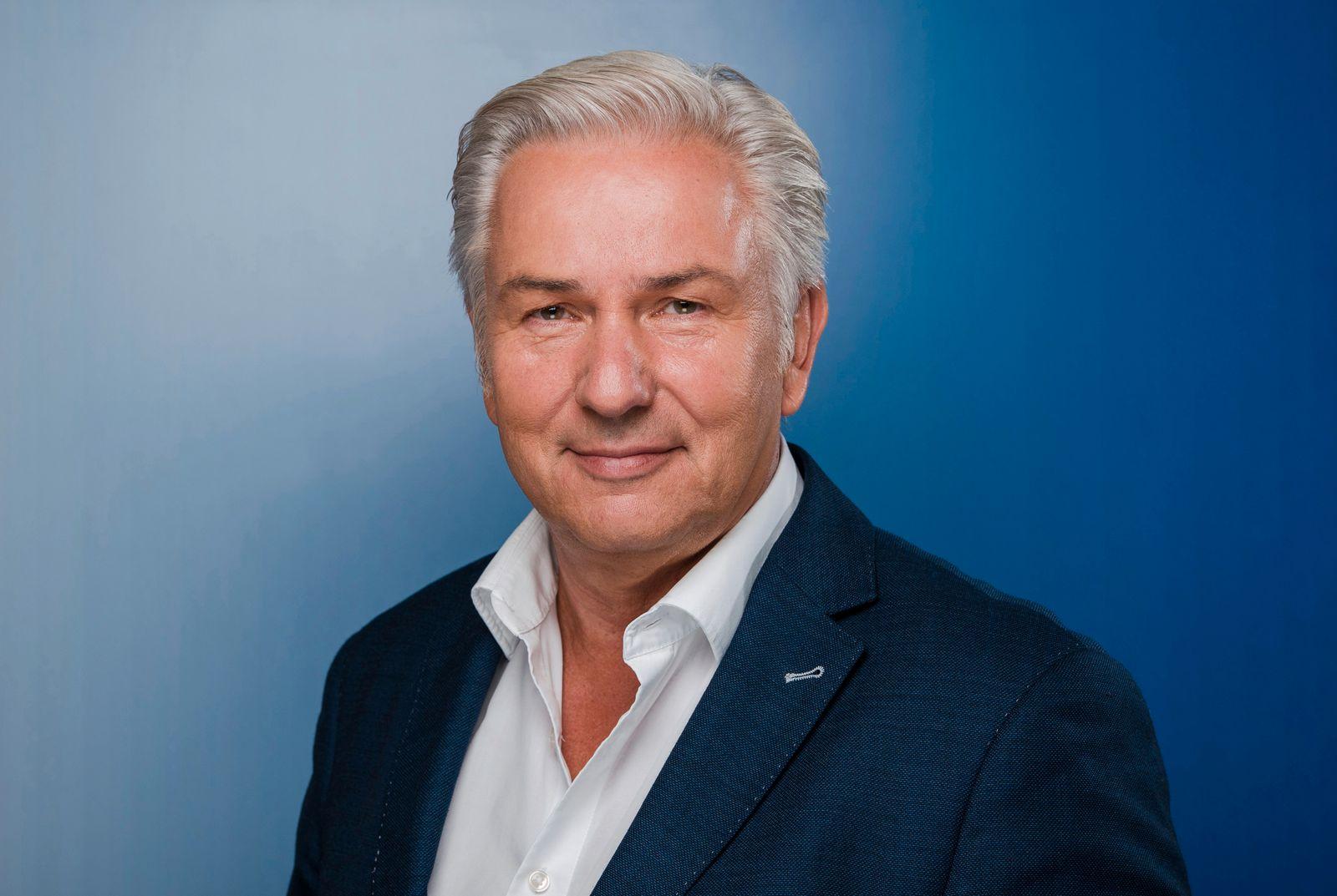 Politiker a.D. und Autor Klaus Wowereit