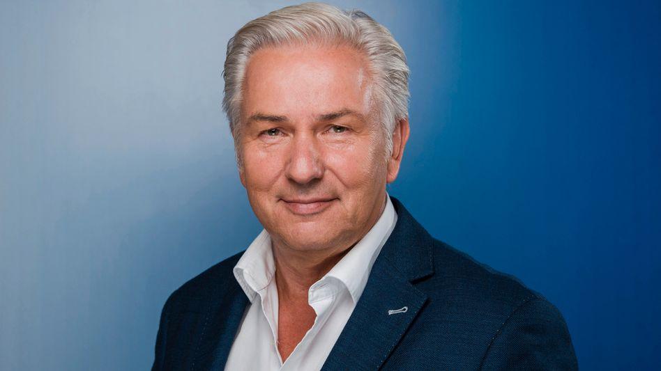 Klaus Wowereit (SPD), Berlins langjähriger Bürgermeister