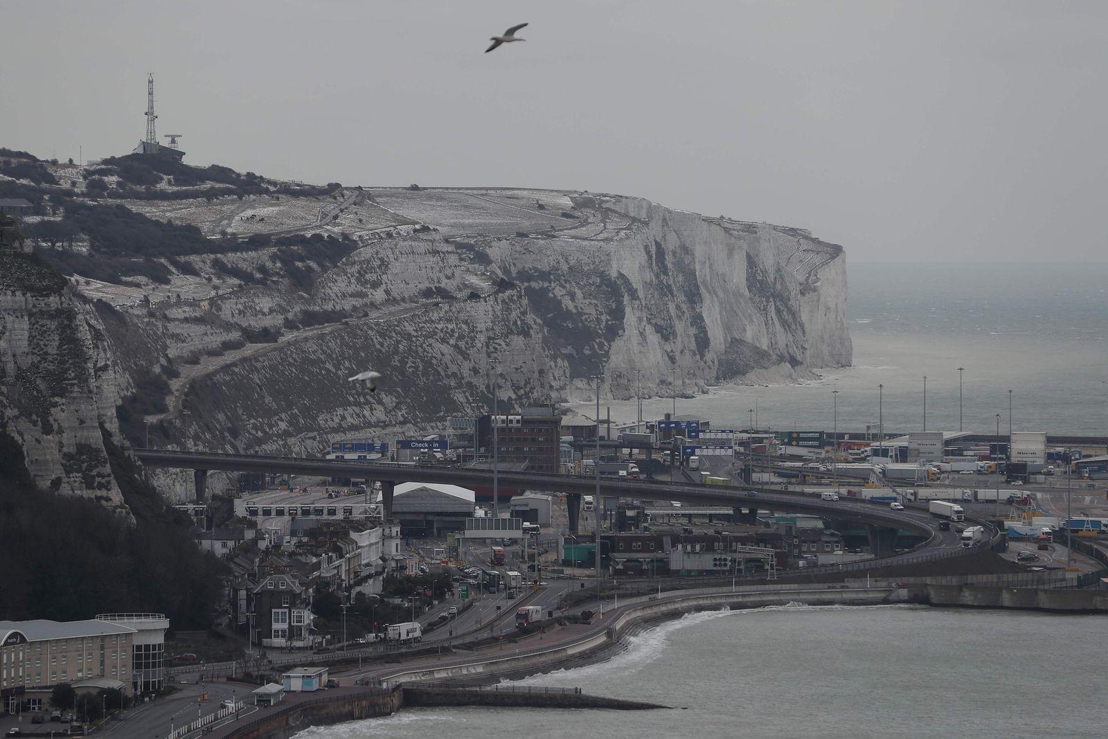 Ärmelkanal Dover