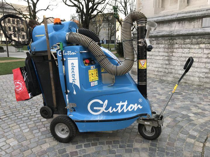 Reinigungsmaschine in Mechelen
