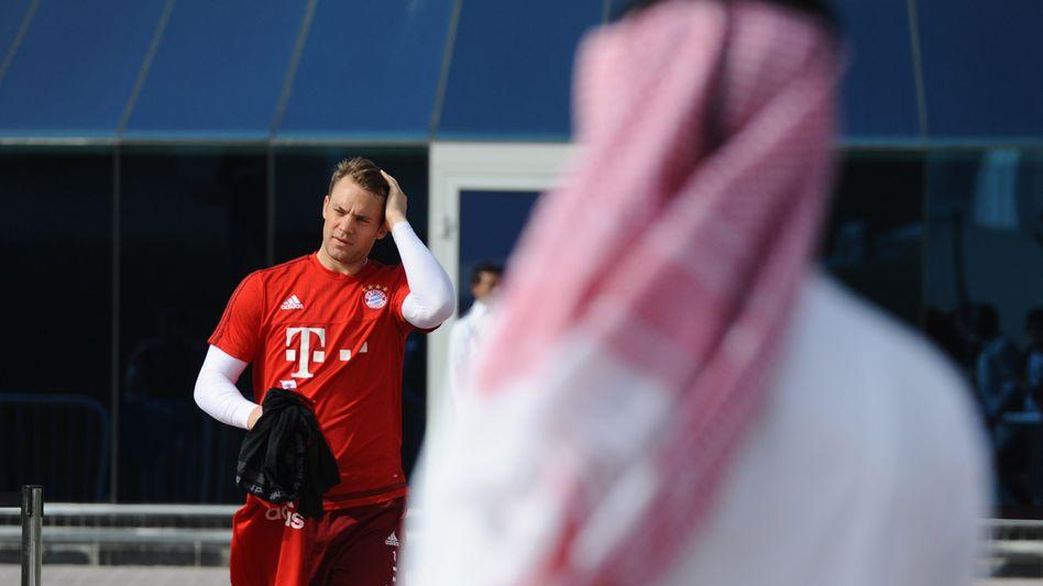Bayern-Trainingslager in Katar: Wann ist die Amnesty-Pressekonferenz?
