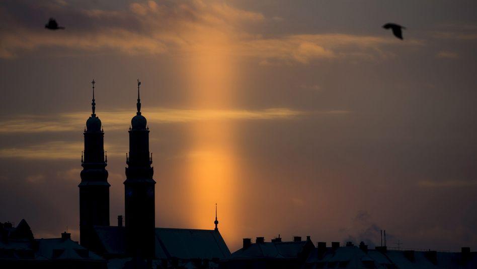"""Skyline von Stockholm: """"Ein Problem der Demokratie für unser Land"""""""