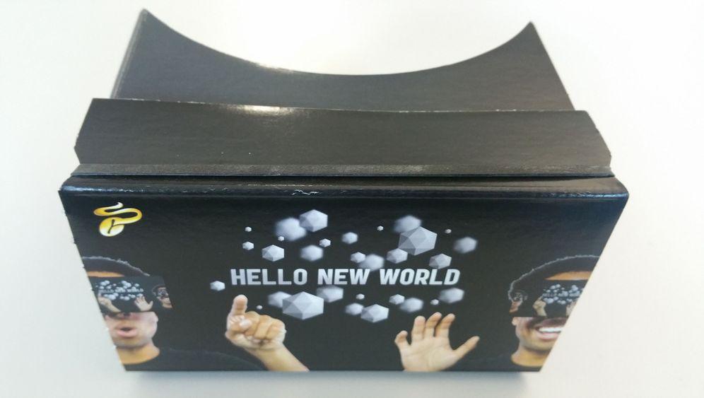 Neues Angebot: Das ist Tchibos VR-Brille