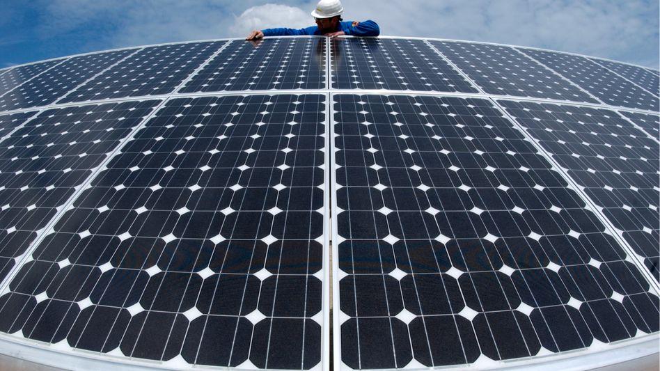Solar-Panels in Sachsen-Anhalt: Wachsender Wettbewerbsdruck