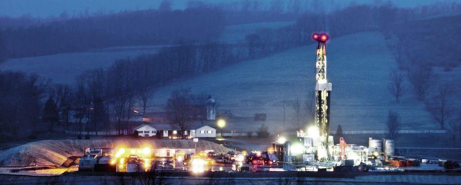 Erdgasförderung in Pennsylvania »Das Elixier, der Saft, das Viagra«
