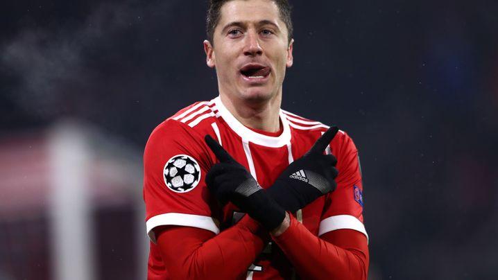 Bayern-Star Lewandowski: Vom Chancentod zur Tormaschine