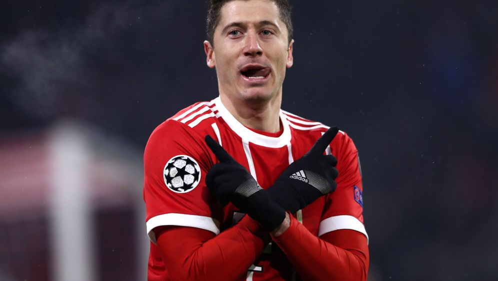 Bayern-Star Lewandowski: Vom Chancentod zur Tormaschine