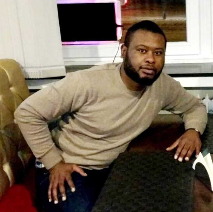William Tonou-Mbobda: Sehr still und in sich gekehrt