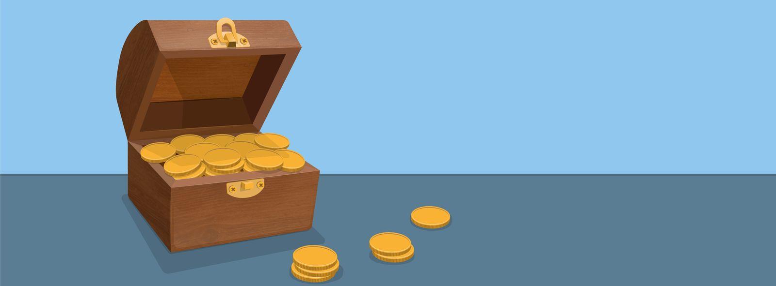 Rätsel der Woche - Gold Erbe