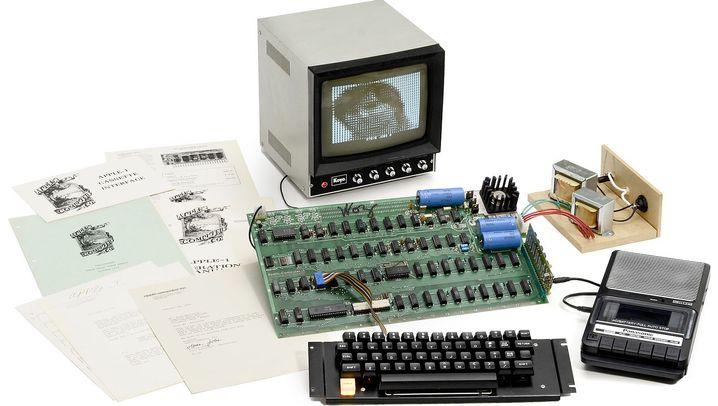 Apple I: Ein Computer als Versuchsanordnung