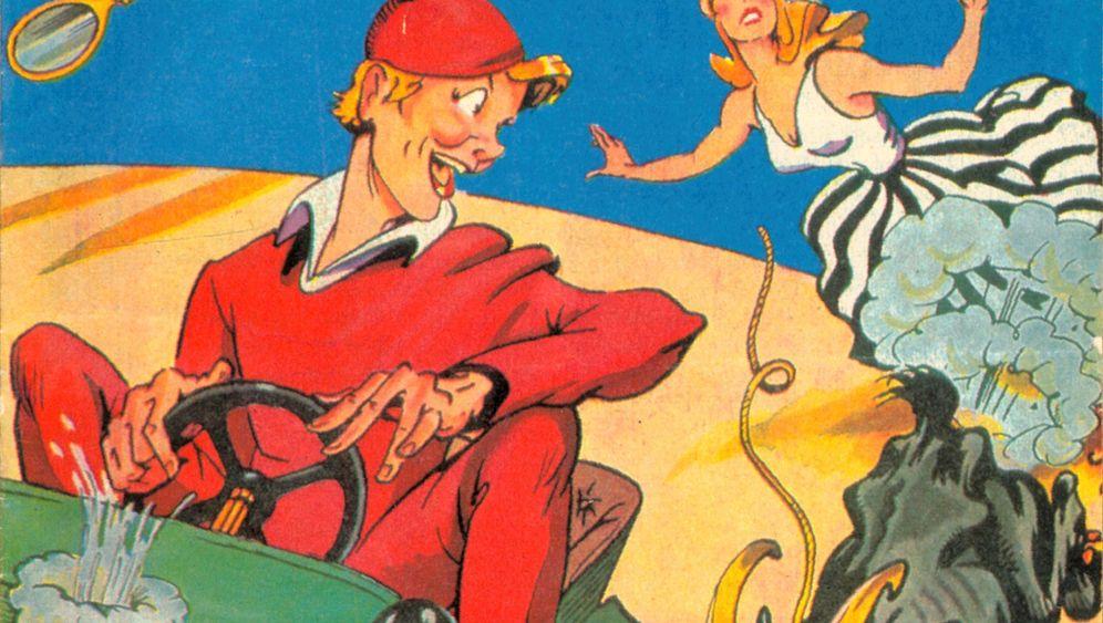 Deutsche Comics: Irrweg nach Bonnahalla