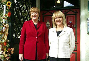 Herz und Verstand: Riekel und Merkel