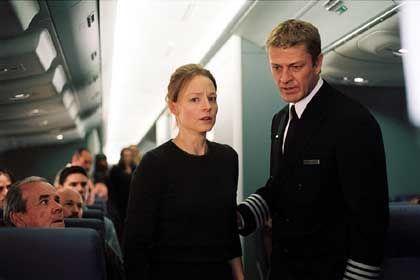 """Darstellerin Foster in """"Flight Plan"""": """"Die Räder im Hirn drehen sich schneller"""""""